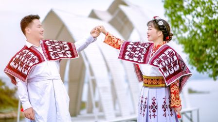 廖登海张义艳婚纱摄影相册