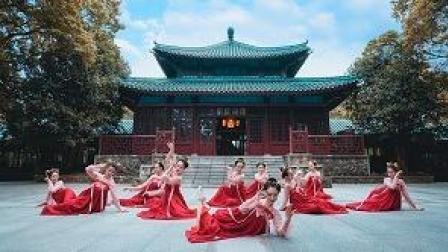 中国舞/优雅气质尽在《丽人行》