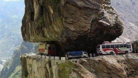 """世界上最危险的""""夺命公路"""", 在海拔3000多米开车, 每年死亡300多人"""