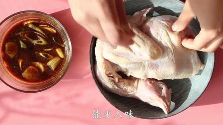 叫花鸡这样做才好吃, 手把手教你在家做, 不用黄泥简单又干净