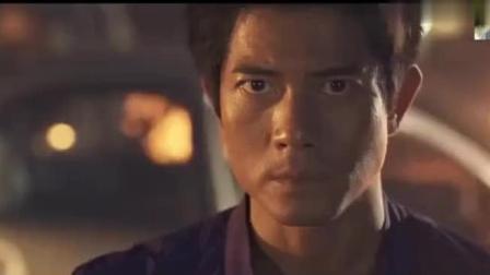 《全城戒备》郭富城对战邹兆龙两个变种人之间的战斗非常精彩