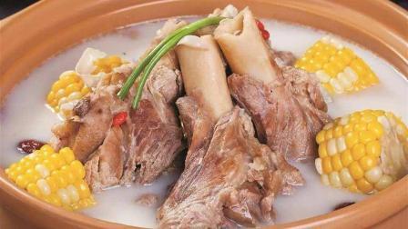 骨头汤不补钙! 真正的补钙的食物是它们!