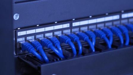 26AWG线径Cat6六类双屏蔽(SFTP)网络跳线是什么?|飞速(FS)