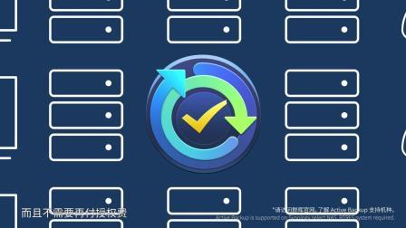 Synology Active Backup 一机整备 安全无畏