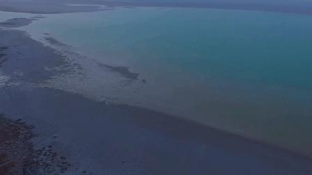 """甘肃最""""大""""淡水湖, 干涸60年后又碧波重现, 水从哪里来?"""