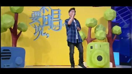 <快乐大本营>黄渤: 自己写的歌唱着唱着就忘了可还行?