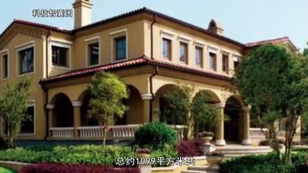 看看刘强东的豪宅, 再看王健林的豪宅, 他的豪宅才是真正的豪!