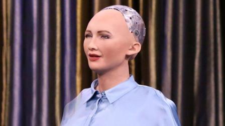 机器人现在有多狂? 声称要消灭人类, 是套路还是骗局?