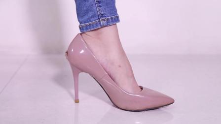 高跟鞋走路不累有技巧, 这样穿比平底鞋还舒服, 家里的化妆棉终于派上用场了