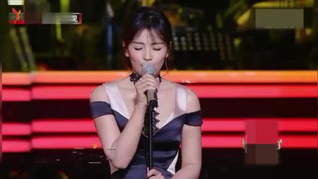 刘涛的声音太美艳了, 翻唱《女人花》, 简直不敢相信是她唱的