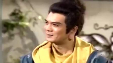 鸠摩智说除了乔峰, 我谁也不怕这时候段誉和虚竹要虐他了