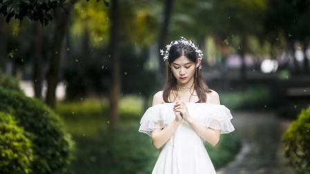 【十元酱】secret garden-oh my girl森系舞蹈翻跳, 我梦想的秘密花园♥