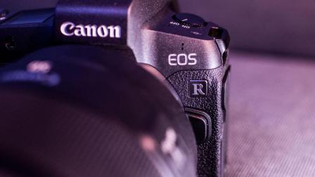 萌新最佳无反相机, EosR急速开箱