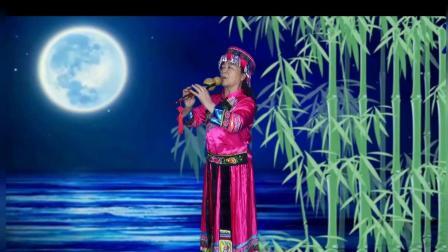 葫芦丝: 月光下的凤尾竹 自由城葫芦丝初级班: 张新玲