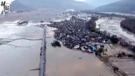 丽江迎最大洪灾 已转移近2万人