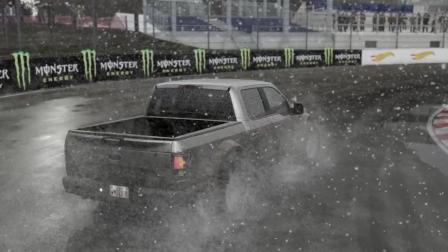 [琴爷]赛车计划2赛季流程解说EP13: 挑战最高画质! 下雪天福特猛禽拉力越野赛事!