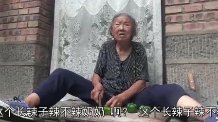 小米不要煮粥了, 奶奶教你这样做, 辣子调花配小米稠饭