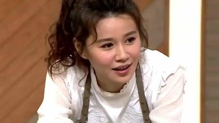 美女厨房: 黄翠如 萧正楠秀恩爱, 引全场咬牙 最后只给1分