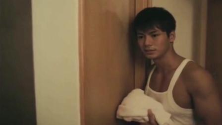 婚前试爱: 罗仲谦好心收留阿宝, 结果她直接裹着浴巾就出来了!