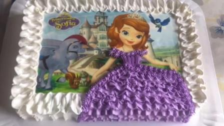想吃蛋糕不用买, 在家就能做超美腻的公主蛋糕! 满足你的公主梦!