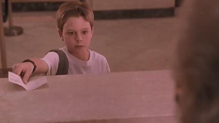 11岁男孩得到一张空白支票, 顺手填上100万, 瞬间走上人生巅峰