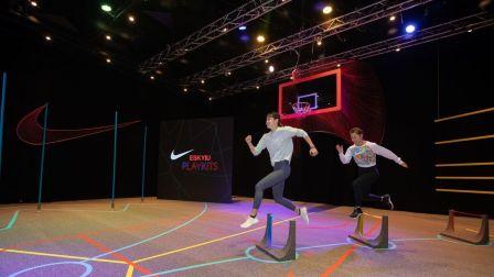 ESKYIU PLAYKITS 跨越领域 另类的体育挑战