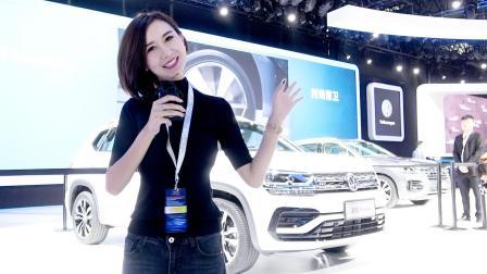 2018广州车展: 生活就要来点运动感, 专属标志就帅气—途岳R-line
