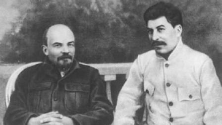 列宁刚去世, 斯大林就下了一个命令, 把列宁貌美的妻子折磨痛不欲生