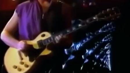 皇后乐队主唱Freddie Mercury 致敬演唱会之 U2乐队 1992