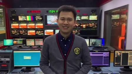 湖南卫视著名主持人魏哲浩祝福母校岳阳县一中40周岁生日快乐