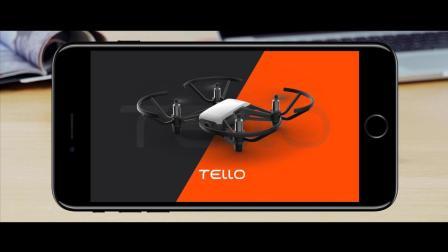 睿炽科技 特洛 Tello EDU 可编程 教育无人机 App 教学视频 IMU校准