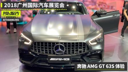 萝卜报告 2018 奔驰AMG、GT、63S,2018广州车展首发