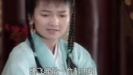 白素贞对许仙太好了 小青吃醋 不小心说出自己也喜欢许仙!