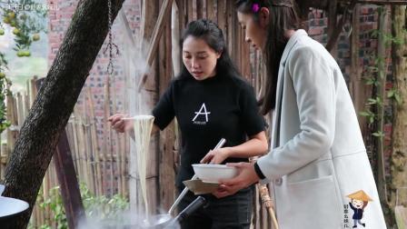 资中人民最爱的早餐——兔子面来2两