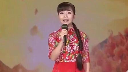 陕北民歌, 王二妮《山丹丹开花红艳艳》这首歌只喜欢她的演唱!