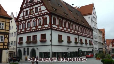 世界上最富有的小镇, 用70万吨钻石建造房屋, 惊呆了整个世界!