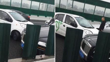 共享汽车与劳斯莱斯相撞 共享汽车用户愁坏了