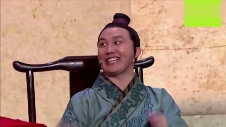 文松、杨树林小品《争家产》, 文松这段表演真搞