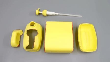 废弃的洗洁精瓶子别卖, 切几刀放在家里有大用处, 真实用