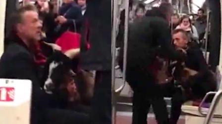 偷走公园山羊抱回家? 法国一男子乘地铁逃跑被捕