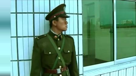 士兵突击: 三多看望成才, 被警卫拦下要证件, 成才及时赶到解围