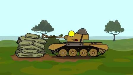 《坦克世界欢乐动画》这是哪门子波兰重骑!