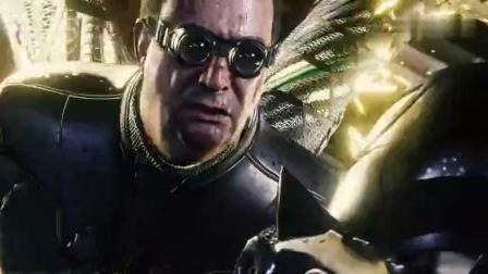 蜘蛛侠的蜘蛛感应就是强, 配上黑色铠甲狂揍章鱼博士