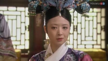 皇上将螺子黛赏给甄嬛,华妃气得冷嘲热讽,不曾想为日后埋下祸根