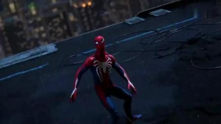 蜘蛛侠这次要惨了, 被五大恶人围困, 蜘蛛侠: 可以不打吗