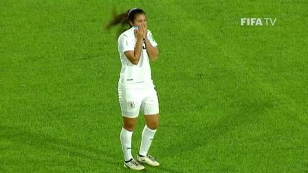 2018女足U17世界杯小组赛集锦: 乌拉圭VS新西兰