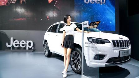 2018广州车展: 爱是一道光 自由到发光 JEEP-自由光