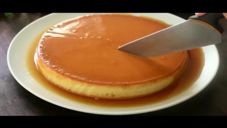 法式焦糖布丁的家常做法, 营养丰富, 中秋节给家人不一样的美味