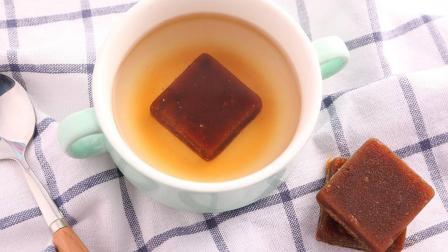 自制冲泡红糖姜茶, 做好可以喝半个月, 比外面买省钱