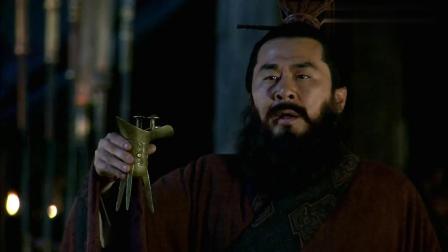 《三国》曹操想到自己马上就要一统天下了, 不禁诗兴大发!